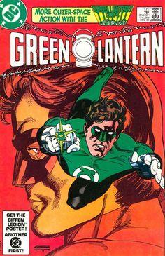 vintage green lantern comic books - Google Search