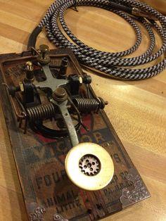 pedal de tatuar tipo telegrafo - Buscar con Google