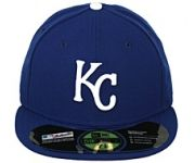 New Era Authentic Collection Kansas City Royals On-Field Fitted Game Hat