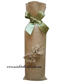 Bottle Bag, Wine Gifts, Christmas Wrapping, Whisky, Wedding Gifts, Burlap, Wraps, Reusable Tote Bags, Gift Wrapping
