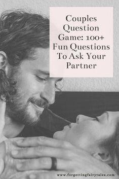 Fun Couple Questions, Fun Question Games, Questions To Ask Couples, Question Games For Couples, Partner Questions, Fun Questions To Ask, Funny Questions, Couple Games, Couple Question Game