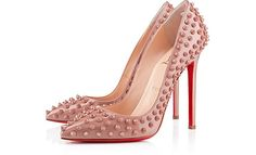 Social Wardrobe: Christian Louboutin Spiked Pigalle Pumps