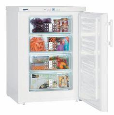 Zum Vergleich: Normaler Tiefkühlschrank: 104L    Liebherr GP 1486 Gefriergerät / 104 L: Amazon.de: Elektro-Großgeräte