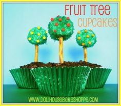 Earth Day cupcakes Earth Day cupcakes Earth Day cupcakes