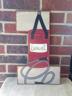 Boxing Number-Boxing Party Decor-Birthday Party Decor-Boxing www.crownedlily.com