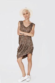 3879a60f5d4a 10 Best Brown Summer Dresses images