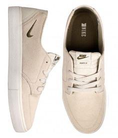 Nike SB Braata LR Shoes - Light Bone Medium Olive-White  57.00  nike  braata 87427133493