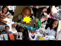Bahai Children class at Yasothon Thailand - YouTube