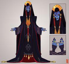 Aliens concept art by Zarnala Alien Character, Character Creation, Character Concept, Character Art, Alien Concept Art, Alien Design, Alien Creatures, Creature Concept, Character Design References