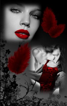 """""""Beauty is in the eye of the beholder"""". Aesthetic design is a experience. Passion Photography, Splash Photography, Color Photography, Red Images, Black N White Images, Black And White Colour, Red Color, Red Black, Bing Images"""