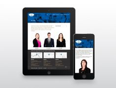 Inder Lynch Lawyers responsive website design Lawyer Website, News Website Design, Lawyers, Lynch, Lawyer