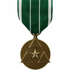 The Army Commanders Award for Civilian Service Medal is given to employees of the U.S. Army that have established a pattern of excellence, usually recognized through the previous receipt of one or more honorary or monetary performance awards. Any commander (Colonel and above) or civilian equivalent may approve this award. Nominations express service or achievement of a lesser degree than recognized by the Superior Civilian Service Award.
