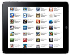 40 ipad apps for language learners.