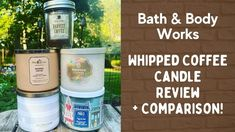 Ashland Candles, Coffee Works, Coffee Candle, Holiday Candles, Bath And Body Works, Harvest, It Works, Ice Cream, No Churn Ice Cream