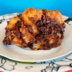 Pumpkin Chocolate Chip Bake FG