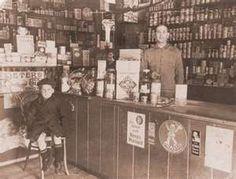 Piggott's General Store ca. 1938.