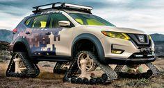 http://wheelz.me/nissan-rogue-trail-warrior-project/ نيسان كاشكاي المجنزرة 2018 - للمهمات المستحيلة  #Nissan #Nissanqashqai #qashqai #Rogue #Warrior #RogueTrainWarrior