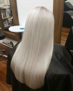 Empress Hair Brisbane - Monique - Blonde Long