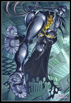 I love the original and Steph's suit too, but this is hands down the best Batgirl suit ever. Batgirl by wagnerf. Dc Comics Superheroes, Dc Comics Characters, Comics Girls, Disney Marvel, Marvel Vs, Marvel Comics, Silk Marvel, Comic Book Artists, Comic Books Art