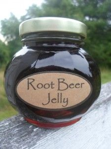 Root Beer Jelly - Winter Canning very interesting. I think it really should be called sugar jelly. Still worth trying though.