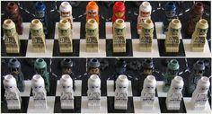 Minifigures Lego Star Wars Chess