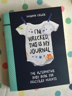 Win a copy of I'm Wrecked, This Is My Journal