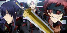 Regarder D.Gray-man Hallow 07 VOSTFR en streaming sur Itadakimasu Manga var…