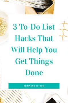People get hang ups around their to-do lists so we're diving into changes you can make right now to make sure your to do list doesn't suck and you can get more of the right things accomplished! #entrepreneur #SmallBizTips #productivity #Creatives #creativepreneur | Reina   Co | Life   Biz Success Coaching Ⓡ