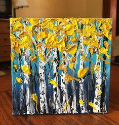 Aspen tree palette knife painting for seniors Aspen tree palette knife painting for seniors , Abstract Tree Painting, Oil Painting Flowers, Texture Painting, Painting Abstract, Abstract Portrait, Acrylic Art, Acrylic Painting Canvas, Canvas Art, Palet Knife Painting