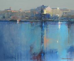 Official website of Peter Wileman PPROI RSMA FRSA, Seascape/Landscape artist. Landscape Art, Landscape Paintings, Watercolor Landscape, Peter Wileman, Seascape Paintings, Beautiful Paintings, Painting Inspiration, Art Photography, Canvas