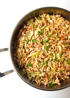 whole30 egg roll bowls