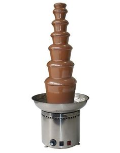 7 Layer 103cm Commercial Chocolate Fondue Fountain, Wedding Waterfall , Children Birthday Party,Celebration Decorates From Kelly830828, $689.01 | Dhgate.Com