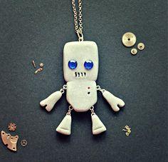 Gwynoe / Modrooký robot
