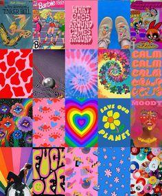 Hippie Wallpaper, Trippy Wallpaper, Wallpaper Iphone Cute, Aesthetic Iphone Wallpaper, Cute Wallpapers, Indie Bedroom, Indie Room Decor, Arte Indie, Indie Art