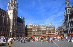 Bruselas,Belgica.Centro de la UE - Taringa!
