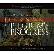 The Pilgrim's Progress Audiobook on CD  -               By: John Bunyan     Classic must for Christians