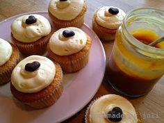 HOMEMADE by Juli: Karamell Cupcakes
