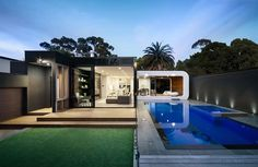 East Malvern » Thermeco Architect: LSA Architects Build: Project Build
