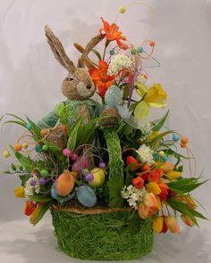 Bunny Patch Basket