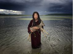 These photos of a lost Mongolia tribe are incredible http://matadornetwork.com/abroad/photos-lost-mongolian-tribe-incredible/