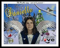 In memory of Danielle Robertson