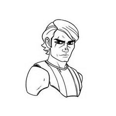 Star wars women coloring pages deviantart more like yoda - Coloriage clone star wars ...