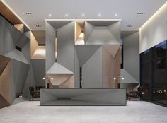 Office Interior Design Ideas Billy Bookcases is extremely important for your home. Whether you pick the Office Interior Design Ideas Wall Decor or Office Interior Design Ideas, you will create the best Office Design Corporate Workspaces for your own life. Lobby Interior, Office Interior Design, Interior Architecture, Hotel Lobby Design, Design Entrée, Wall Design, Design Ideas, Corporate Interiors, Office Interiors