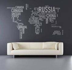 Sunny Side Up: A Different World Wall Sticker