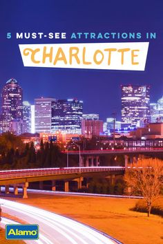 From the NASCAR Hall of Fame to the Carowinds amusement park, Charlotte offers plenty of activities and destinations for your family vacation. See our Top 5 Family-Friendly Attractions worth visiting during your trip to Charlotte, North Carolina.