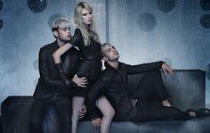 Mangano ADV Fall Winter 13  #emotion #dark #fashion #art
