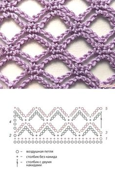 Crochet Art, Crochet Motif, Crochet Designs, Crochet Crafts, Crochet Flowers, Crochet Projects, Free Crochet, Crochet Shawl, Crochet Stitches Chart