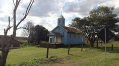 Capela na estrada Londrina - Apucarana