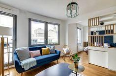 miniature Studio aux allures de 2 pièces, Levallois-Perret, MyHomeDesign - architecte d'intérieur