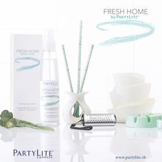 Fresh Home by PartyLite #PartyLite2016 Amanda-jane.partylite.co.uk
